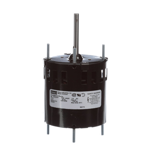 Fasco D131 1/40 HP 1500 RPM 115 Volts General Purpose Fan Motor