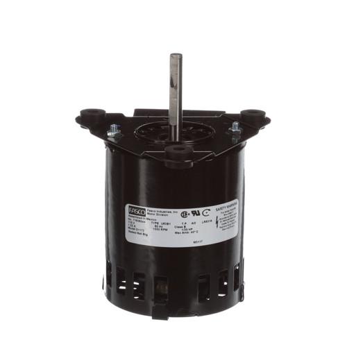 Fasco D1173 1/30 HP 1500 RPM 115 Volts General Purpose Fan Motor