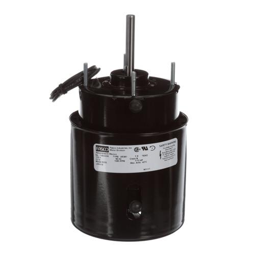 Fasco D235 1/12 HP 1580 RPM 115 Volts General Purpose Fan Motor