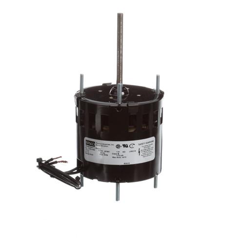 Fasco D167 1/70 HP 1500 RPM 115 Volts General Purpose Fan Motor