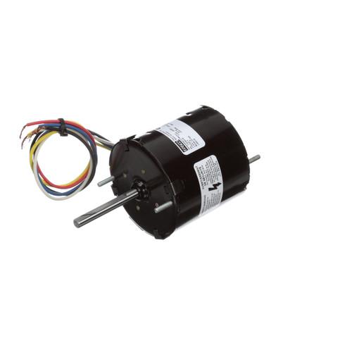 Fasco D1164 1/25 HP 1550 RPM 115/230 Volts General Purpose Fan Motor