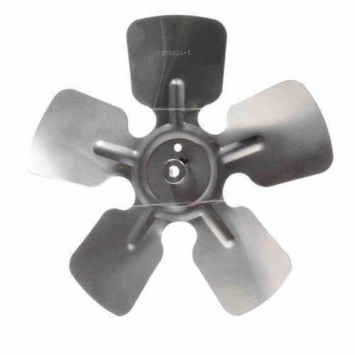 "Fasco 5FR1020-2 10"" Diameter 22 Pitch (degree) CW 5 Blade Fan Blade"
