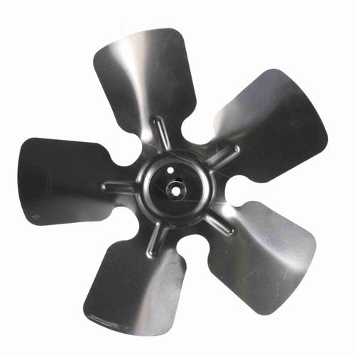 "Fasco 5FL1020-1 10"" Diameter 22 Pitch (degree) CCW 5 Blade Fan Blade"