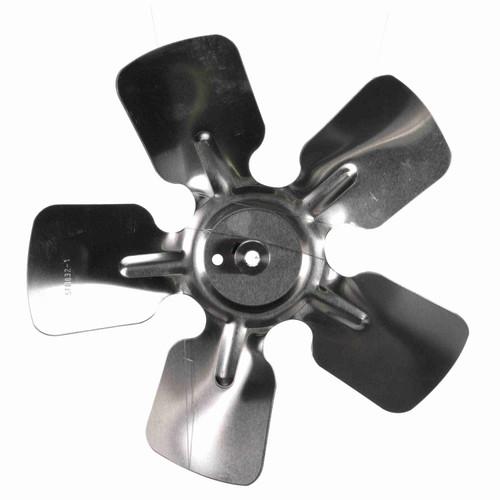 "Fasco 5FR832-1 8"" Diameter 32 Pitch (degree) CW 5 Blade Fan Blade"