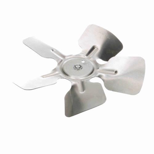 "Fasco 5FR824-2 8"" Diameter 24 Pitch (degree) CW 5 Blade Fan Blade"