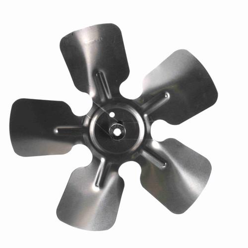 "Fasco 5FL824-1 8"" Diameter 24 Pitch (degree) CCW 5 Blade Fan Blade"