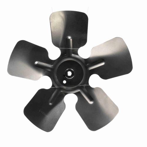 "Fasco 5FR824-1 8"" Diameter 24 Pitch (degree) CW 5 Blade Fan Blade"