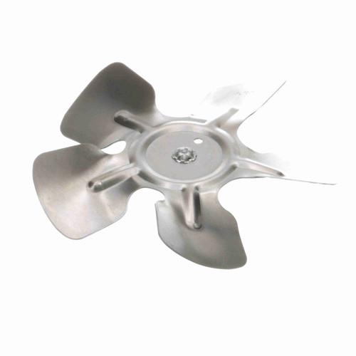 "Fasco 5FL727-2 7"" Diameter 28 Pitch (degree) CCW 5 Blade Fan Blade"
