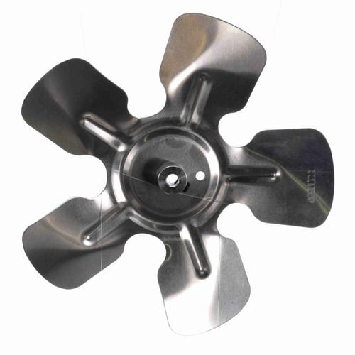 "Fasco 5FL727-1 7"" Diameter 28 Pitch (degree) CCW 5 Blade Fan Blade"