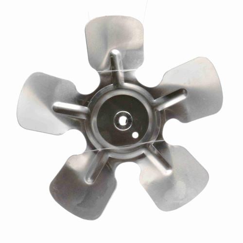 "Fasco 5FR727-1 7"" Diameter 28 Pitch (degree) CW 5 Blade Fan Blade"