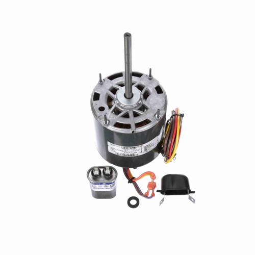 Genteq 3290 3/4 HP 1075 RPM 460 Volts Direct Drive Blower Motor