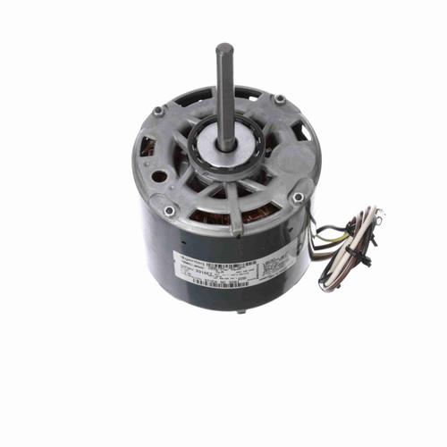 Genteq 3281 1/3 HP 1075 RPM 115 Volts Direct Drive Blower Motor