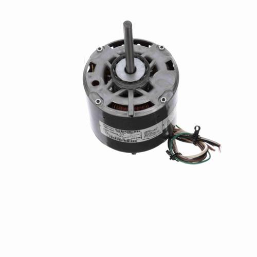 Genteq 3481 1/3 HP 1625 RPM 115 Volts Direct Drive Blower Motor