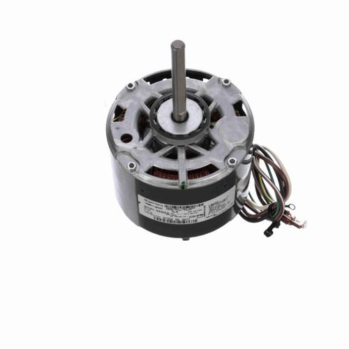 Genteq 3471 1/4 HP 1625 RPM 115 Volts Direct Drive Blower Motor