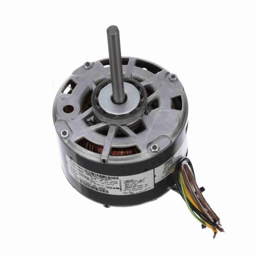 Genteq 3452 1/6 HP 1625 RPM 208-230 Volts Direct Drive Blower Motor