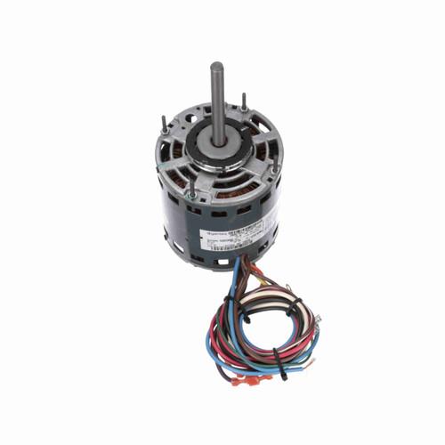 Genteq 2829 1/3 HP 1075 RPM 115 Volts Direct Drive Blower Motor