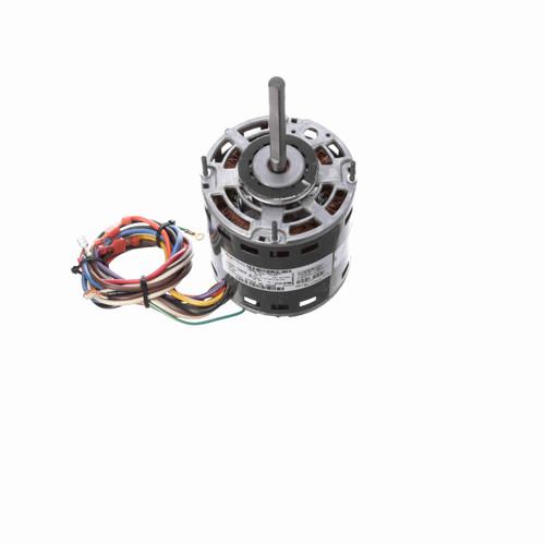 Genteq 2828 1/4 HP 1075 RPM 208-230 Volts Direct Drive Blower Motor
