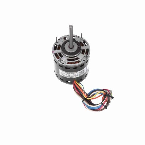 Genteq 2827 1/4 HP 1075 RPM 115 Volts Direct Drive Blower Motor