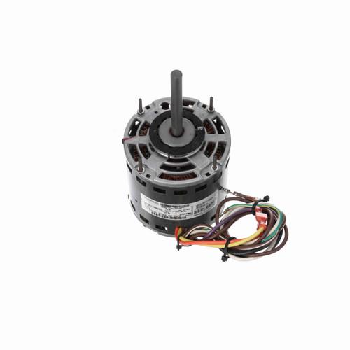 Genteq 2823 1/4 HP 1075 RPM 115 Volts Direct Drive Blower Motor