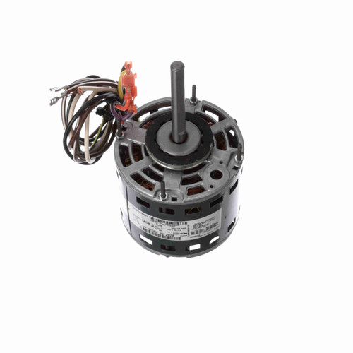 Genteq 2820 1/8 HP 1075 RPM 115 Volts Direct Drive Blower Motor