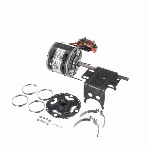 Genteq 2840 1/30 HP 1075 RPM 115 Volts Direct Drive Blower Motor