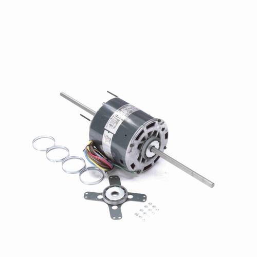 Genteq 3898 3/4 HP 1625 RPM 208-230 Volts Direct Drive Blower Motor