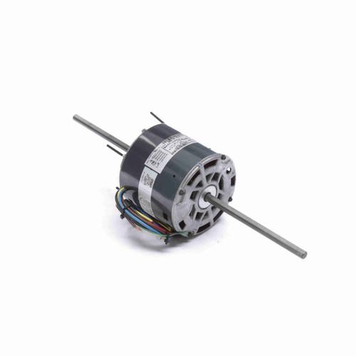 Genteq 3696 1/2 HP 1075 RPM 208-230 Volts Direct Drive Blower Motor