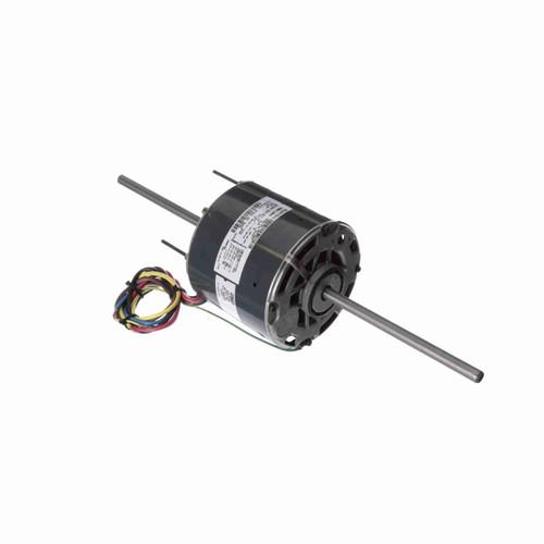 Genteq 3892 1/2 HP 1625 RPM 208-230 Volts Direct Drive Blower Motor