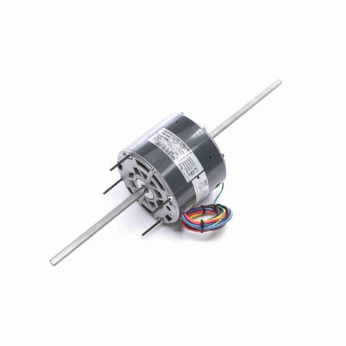 Genteq 3686 1/3 HP 1075 RPM 208-230 Volts Direct Drive Blower Motor