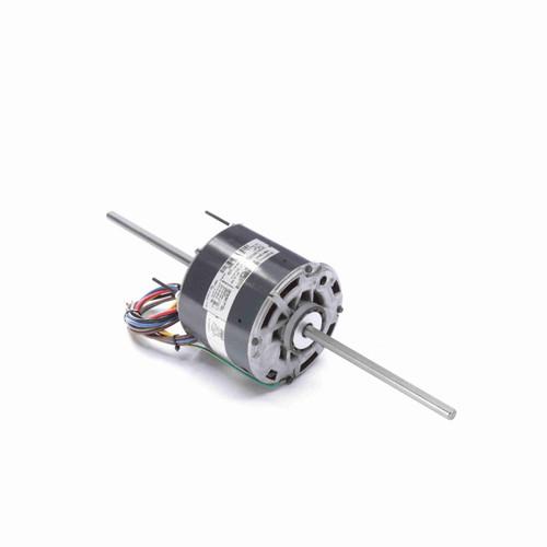 Genteq 3682 1/3 HP 1075 RPM 208-230 Volts Direct Drive Blower Motor