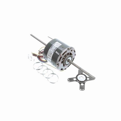 Genteq 3882 1/3 HP 1625 RPM 208-230 Volts Direct Drive Blower Motor