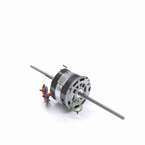Genteq 3676 1/4 HP 1075 RPM 208-230 Volts Direct Drive Blower Motor