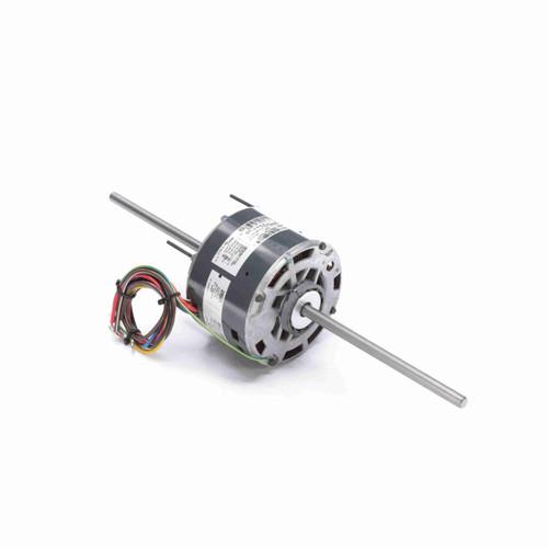 Genteq 3672 1/4 HP 1075 RPM 208-230 Volts Direct Drive Blower Motor