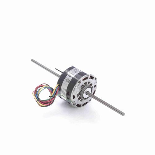 Genteq 3852 1/6 HP 1625 RPM 208-230 Volts Direct Drive Blower Motor