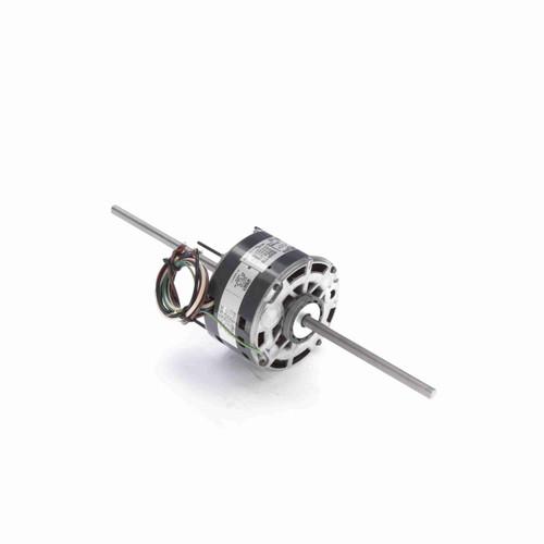 Genteq 3641 1/8 HP 1075 RPM 115 Volts Direct Drive Blower Motor
