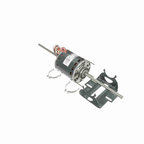 Genteq 2834 1/4 HP 1075 RPM 208-230 Volts Direct Drive Blower Motor