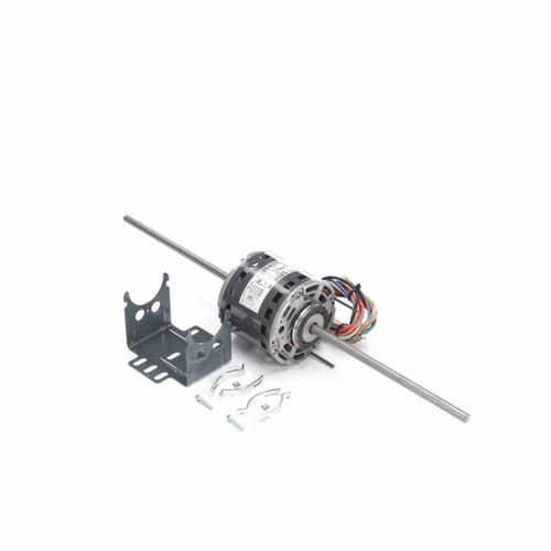Genteq 2836 1/8 HP 1075 RPM 208-230 Volts Direct Drive Blower Motor