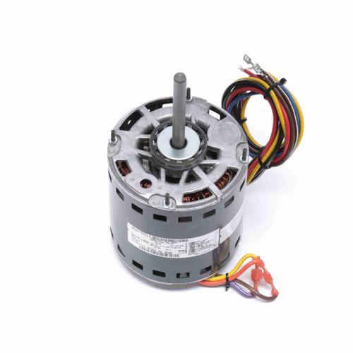 Genteq 3596 1 HP 1075 RPM 208-230 Volts Direct Drive Blower Motor