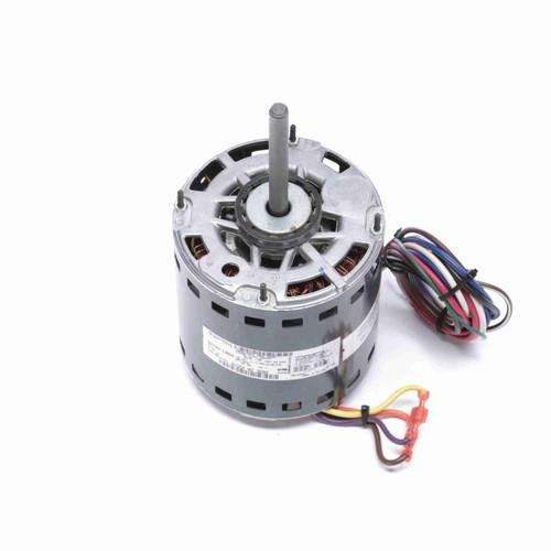 Genteq 3595 1 HP 1075 RPM 115 Volts Direct Drive Blower Motor