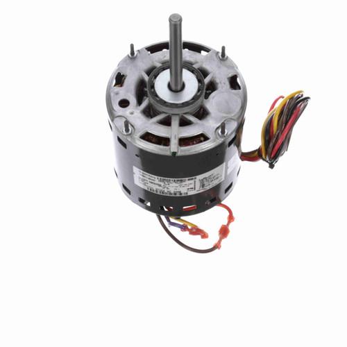 Genteq 3390 3/4 HP 1075 RPM 208-230 Volts Direct Drive Blower Motor