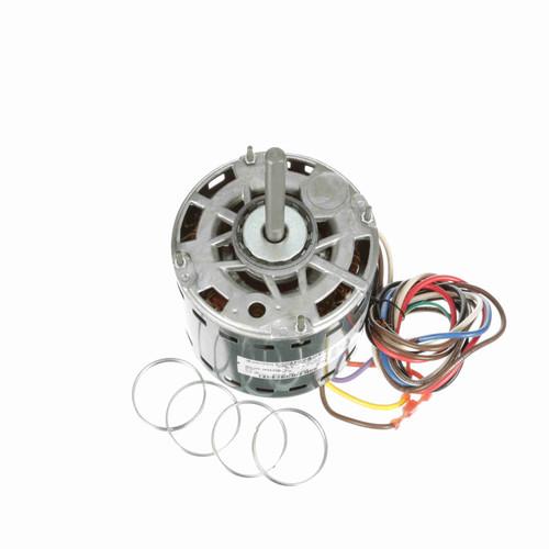 Genteq 3589 3/4 HP 1075 RPM 115 Volts Direct Drive Blower Motor
