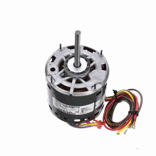 Genteq 3388 1/2 HP 1075 RPM 208-230 Volts Direct Drive Blower Motor