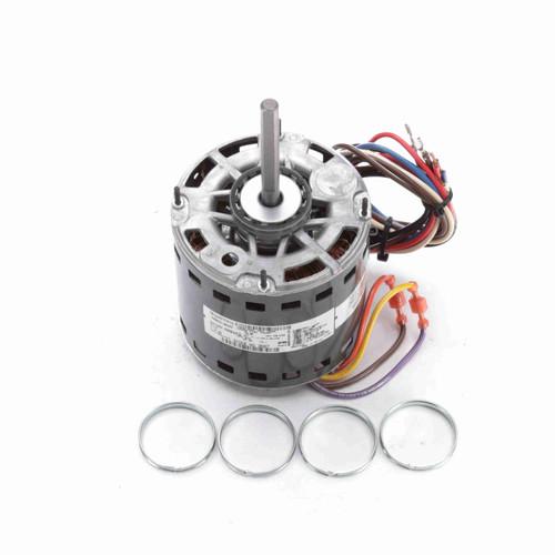Genteq 3587 1/2 HP 1075 RPM 115 Volts Direct Drive Blower Motor