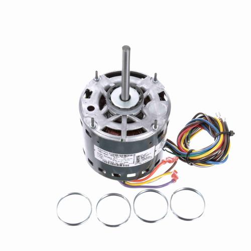 Genteq 3997 1/2 HP 1625 RPM 208-230 Volts Direct Drive Blower Motor