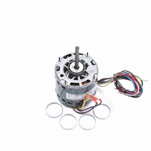 Genteq 3996 1/2 HP 1625 RPM 115 Volts Direct Drive Blower Motor