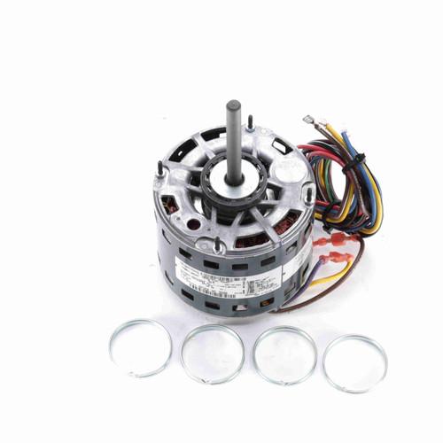 Genteq 3586 1/3 HP 1075 RPM 208-230 Volts Direct Drive Blower Motor