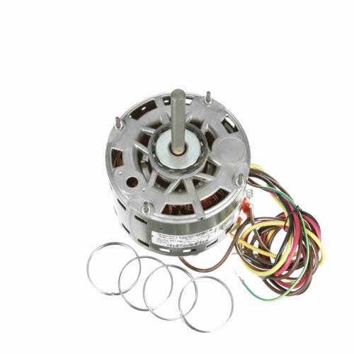 Genteq 3386 1/3 HP 1075 RPM 208-230 Volts Direct Drive Blower Motor
