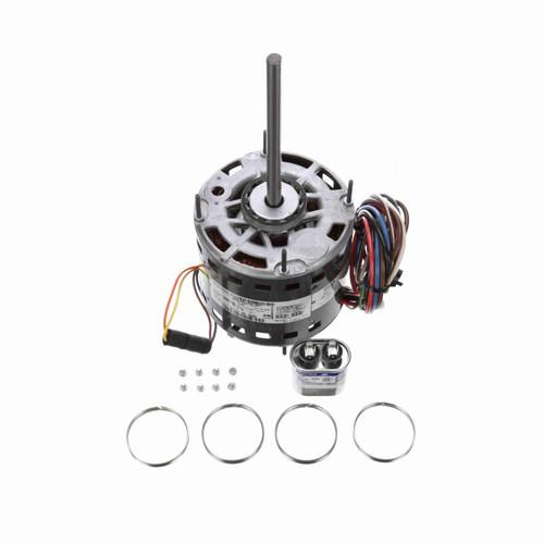 Genteq 3985 1/3 HP 1075 RPM 115 Volts Direct Drive Blower Motor