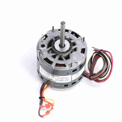 Genteq 3385 1/3 HP 1075 RPM 115 Volts Direct Drive Blower Motor