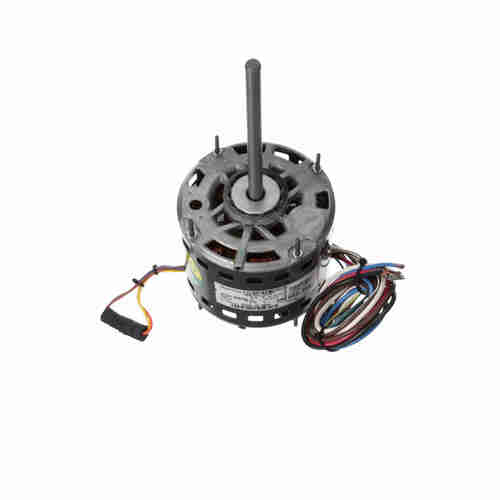 Genteq 3984 1/4 HP 1075 RPM 208-230 Volts Direct Drive Blower Motor